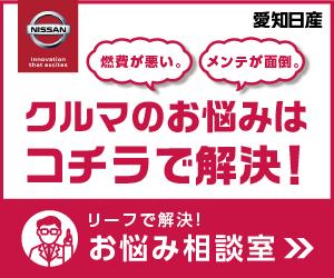 LEAF FOR YOU | 愛知日産自動車株式会社